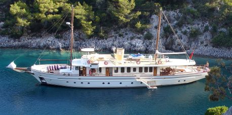 Luxury Yacht For Sale