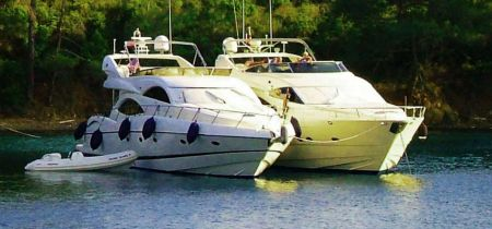 Yacht for sale turkey gulet and motor yachts for sale for Small motor boat cost